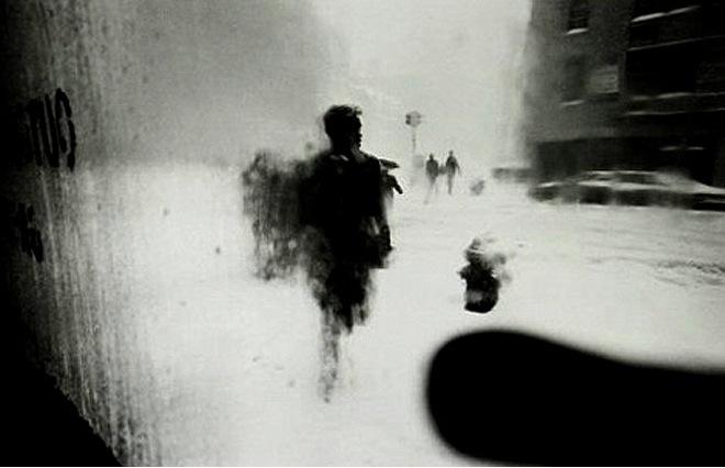 FOTOGRAFÍA Saul Leiter, 1923, Pennsylvania