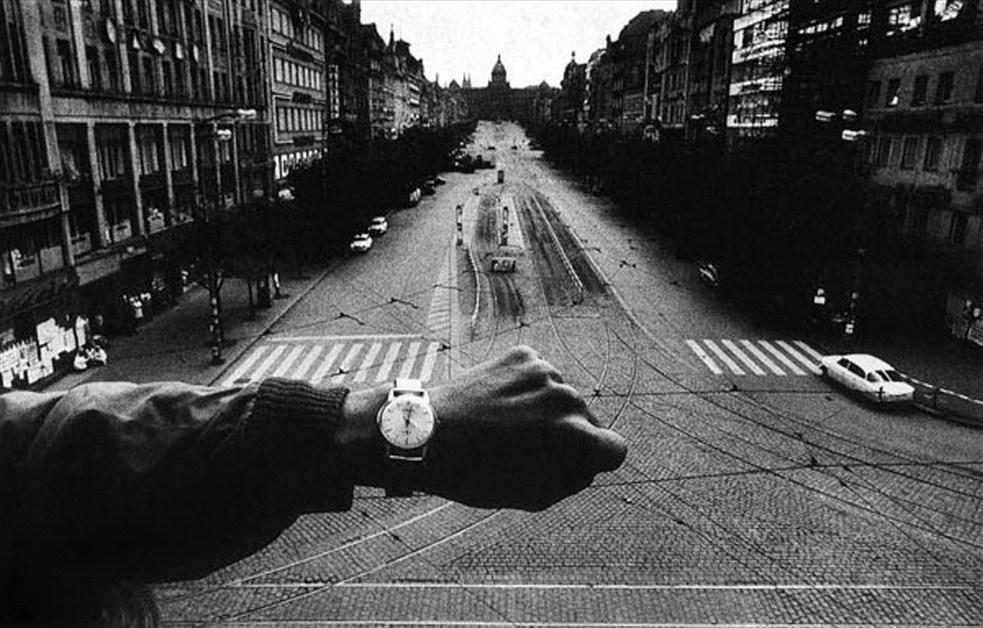 Fotografía de Josef Koudelka