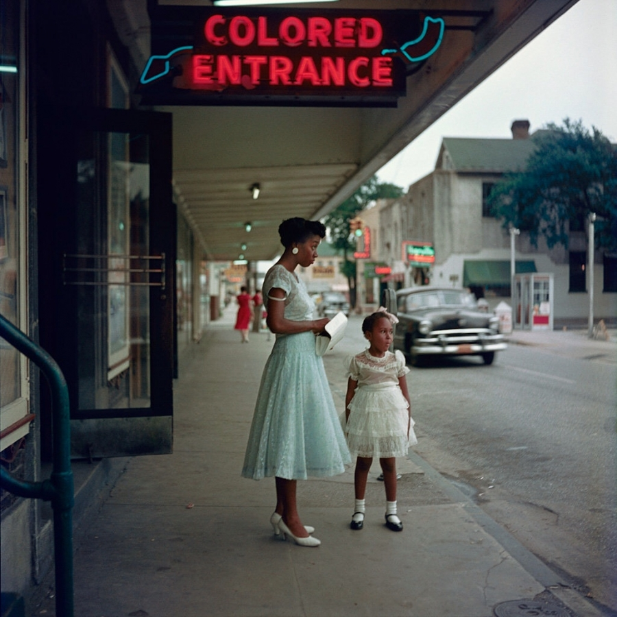 """Department Store Mobile Alabama""1965 Gordon Parks"