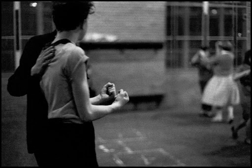 Bruce Davidson 1950 Gangs of New York