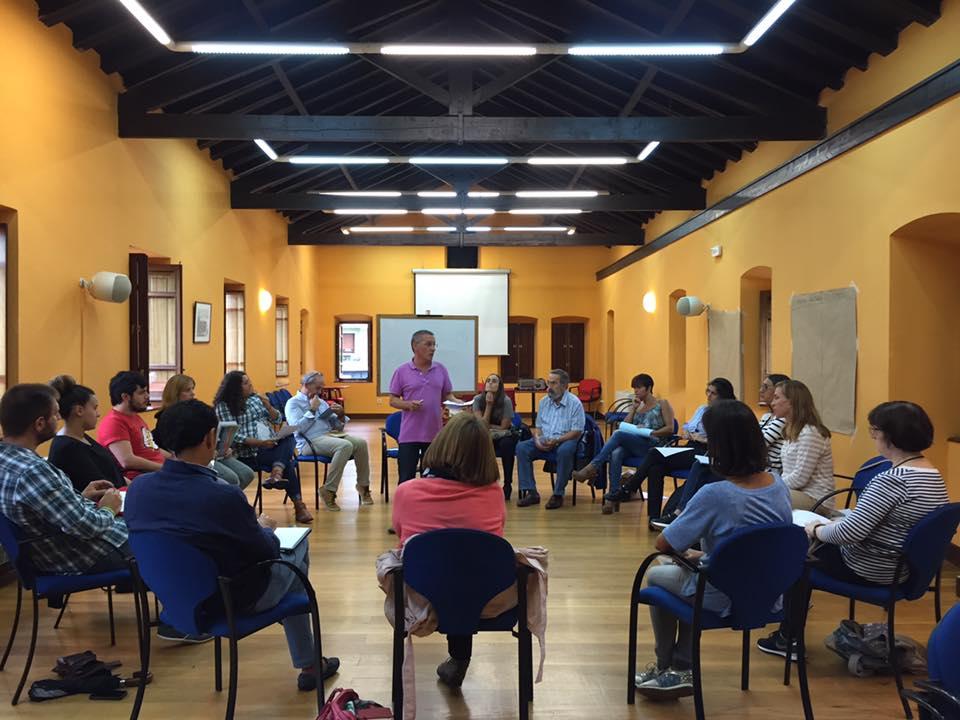 Imagen de uno de los encuentros que sirvieron de base a la elaboración del IV Plan.