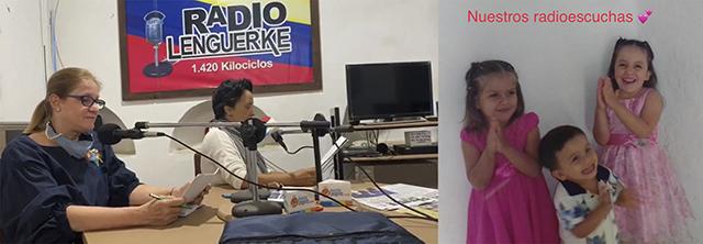 Hoy es el Día Internacional de la Radio y la Televisión a favor de la Infancia y para celebrarlo hemos invitado a 4 mujeres de Zapatoca, Colombia, que promueven derechos en niñas y niños haciendo radio. Por Susana Galvis, Carolina Ortiz, Patricia Ramírez y Adriana Toledo.