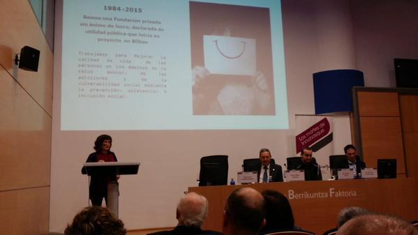 Salvia Hierro, directora-gerente de la Fundación Etorkintza