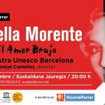 Venta de entradas: www.euskalduna.net