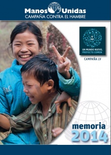 Memoria Manos Unidas 2014