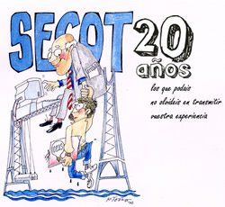 xx aniversario SECOT Bi